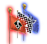 BFM Race Flags